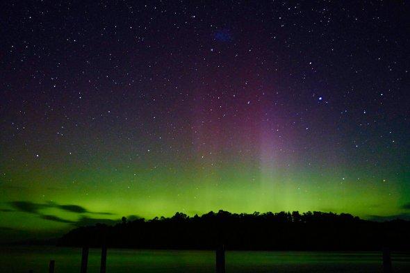 Aurora Australia, Trial bay, Tas, 19/03/2015
